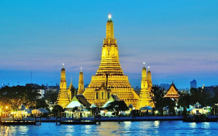 Si tienes pensado viajar a la capital tailandesa aquí te contamos los mejores 10 templos de Bangkok y su información útil: precio, horario y cómo llegar