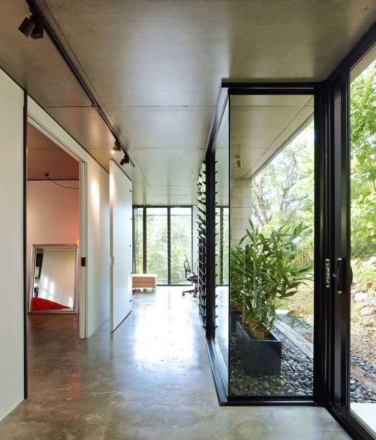 paddington residence house design raw materials