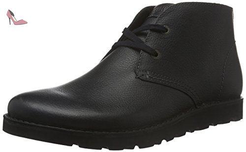 Birkenstock  Harris Herren, Bottes Classiques homme - Noir - Noir, Taille 43 - Chaussures birkenstock (*Partner-Link)