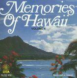 Memories of Hawaii Vol. 4 [CD]