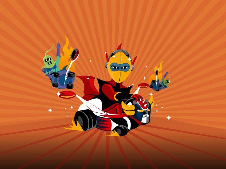Super Goldo Kart !