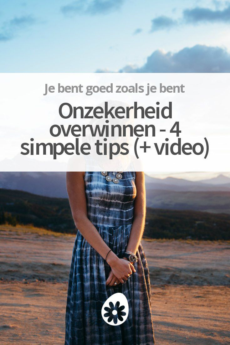 tips onzekerheid