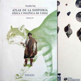 Difusión de mariposas en Chile Extractos y documentos.