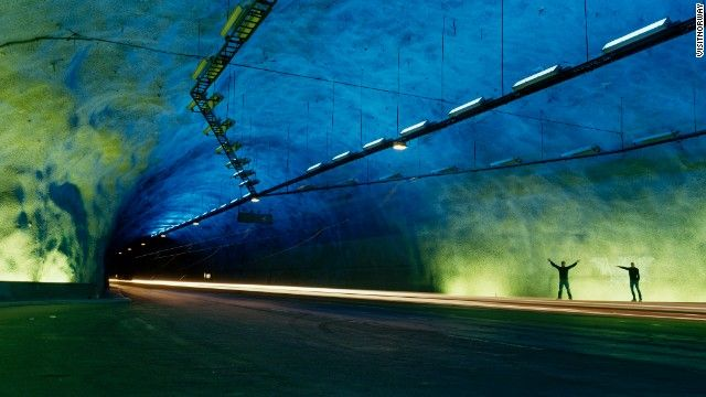 9 of the world's greatest tunnels