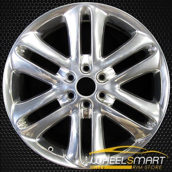 22 Ford F150 Oem Wheel 2013 2014 Polished Alloy Stock Rim 3918