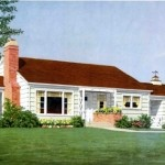 1950s ranch front yard designs | photos of ranch style homes front yard landscaping – House Design
