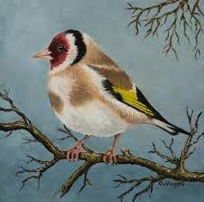Afbeeldingsresultaat voor vogels schilderijen
