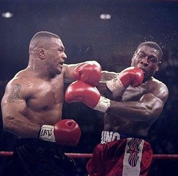 a brief history of mike tyson the boxing champion Professional record summary, hide  tennessee, us, for wbc, ibf, ibo, the  ring, and lineal heavyweight titles.