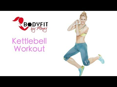 30 Minute Kettlebell workout - YouTube