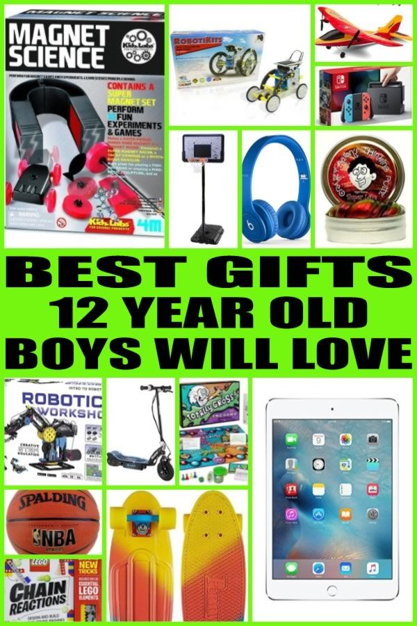 Find The Best Toy Gifts For 12 Year Old Boy Kids Would Love Any Of