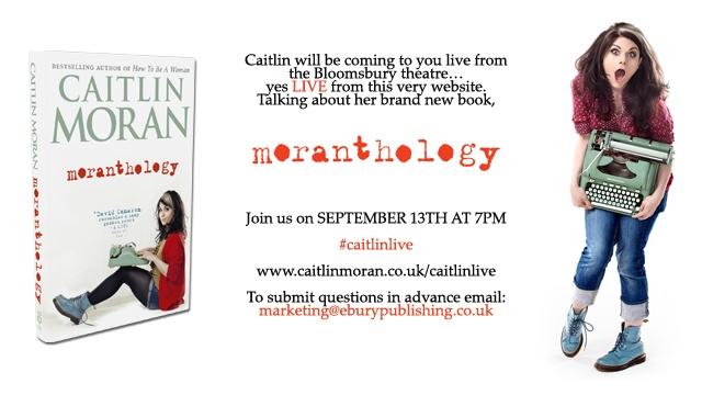 Caitlin Moran's latest