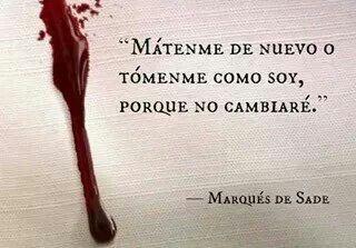 Marques de Sade