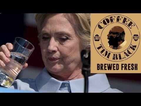 12 Sep '16:  Hillary Clinton Health Issues, Amy Goodman Warrant, NFL Anthem Protest | #CWTB - YouTube - Progressive News with Tim Black - 9:15