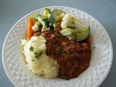 Easy Lamb Chop Casserole recipe