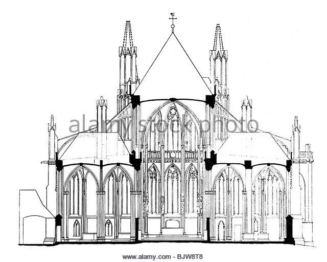 Cologne Cathedral Blueprint Cologne Cathedral Cathedral Cologne