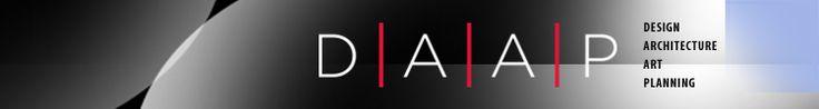 DAAP logo, University of Cincinnati.