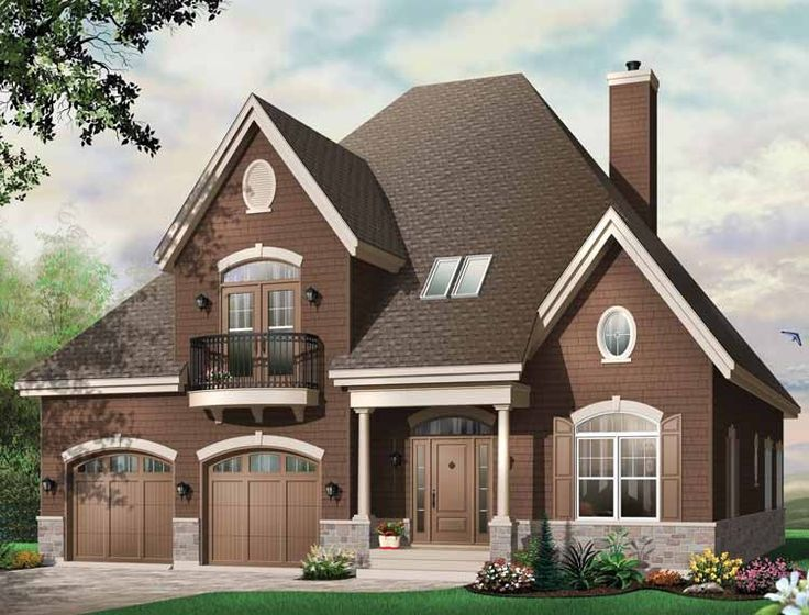 Country House Plan With 3126 Square Feet And 4 Bedrooms From Dream Home  Source | House