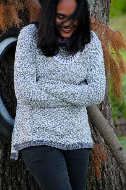 #crinkledreese #knitwear #winter #style #styleblogger #sa #statementjewelry