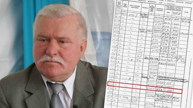 'To już 45 lat... od zarejestrowania Lecha Wałęsy w dniu 29 grudnia 1970 r. przez Wydział III SB w Gdańsku pod nr. 12535 jako tajnego współpracownika o pseudonimie 'Bolek'' – przypomina na swojej stronie na Facebooku prof. Sławomir Cenckiewicz.