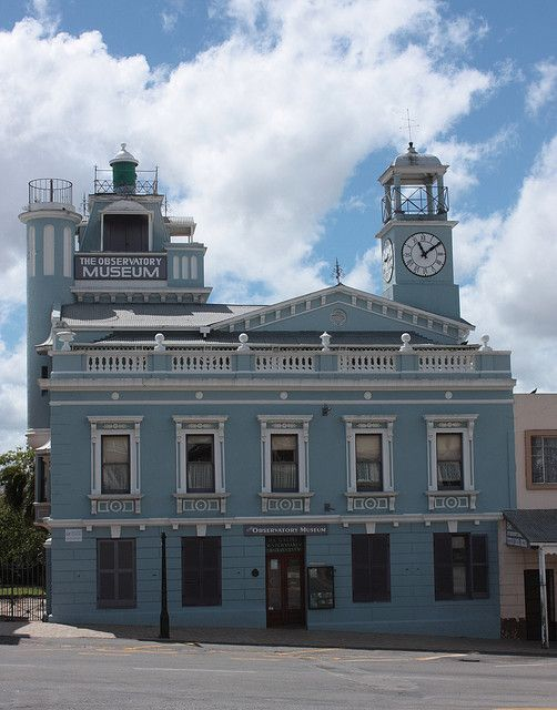 Observatory Museum, #architecture #3rdWonder #SarahBaartmanDistrict