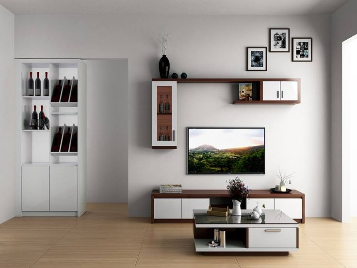 Kê Tivi đẹp giá Rẻ - Mẫu kệ tivi hiện đại sang trọng