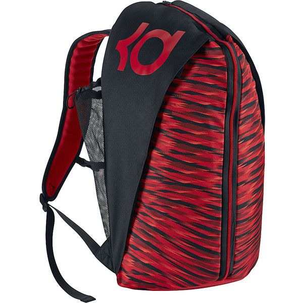 on sale afaa8 9cf0d ... Nike Kd Max Air Viii Basketball Backpack (90) ❤ liked on Polyvore  featuring mens ...