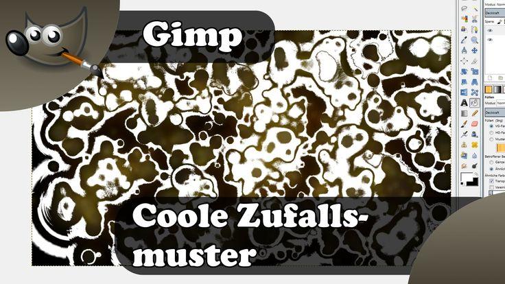 Gimp 2 8 Tutorial Coole Zufallsbilder Deutsch Hd