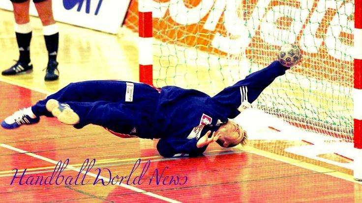 Fantastic goalkeeper #handball #balonmano #portero