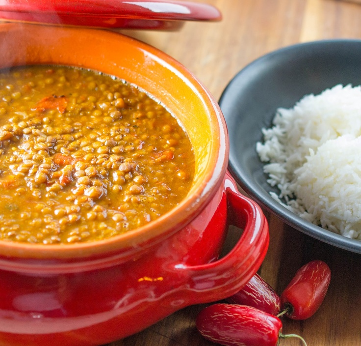 Lentil Chili | Delicious and good for you | Pinterest