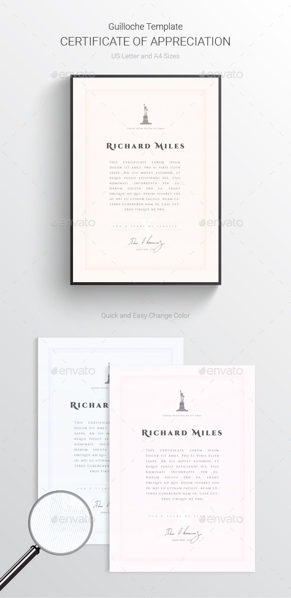 122 best Certificate images on Pinterest Certificate templates - best of blank certificate design