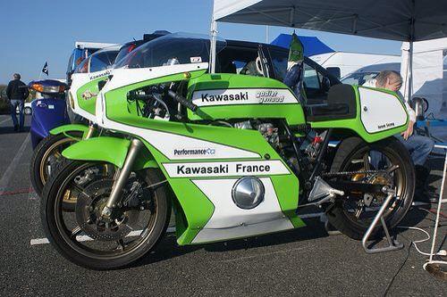 Kawasaki Godier Genoud