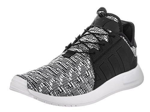 adidas Originals Men\u0027s X_PLR Fashion Sneaker Black/White 8 ...