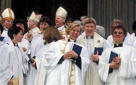 Women bishops: We Christians need to face up to facts about Bible - Telegraph