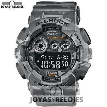 ⬆️✅ Casio GD-120CM-8E ✅⬆️ Fantástico Modelo de la Colección de Relojes Casio PRECIO 160 € En exclusiva en  https://www.joyasyrelojesonline.es/producto/casio-gd-120cm-8e-reloj-pulsera-masculino-polymer-cr2025-7-anos-55-cm/  ¡¡Corre que vuelan!!