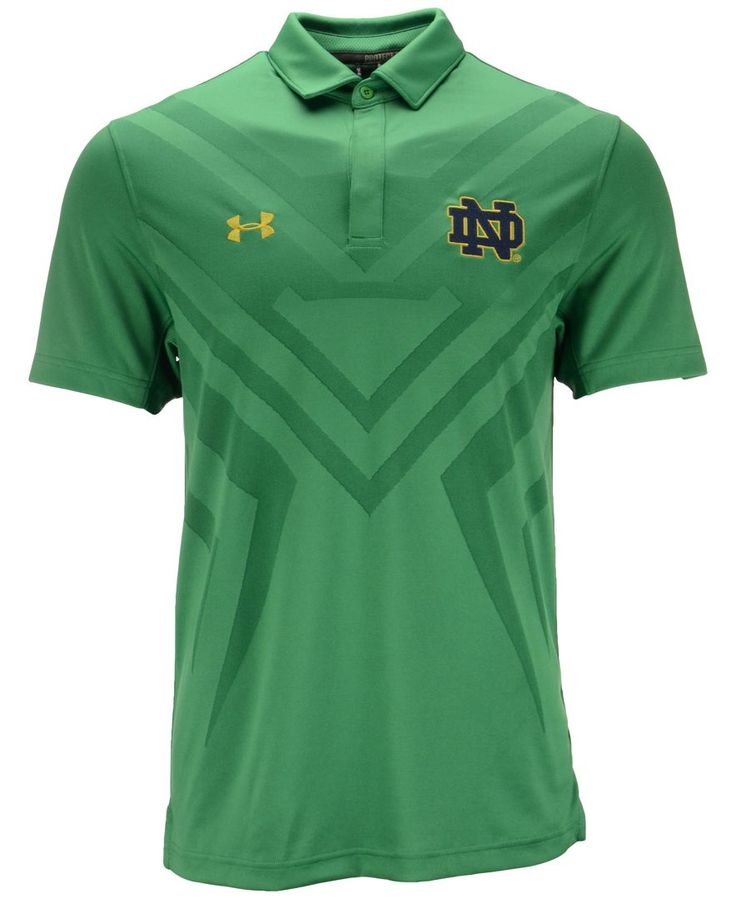 Under Armour Men's Notre Dame Fighting Irish Scout Polo