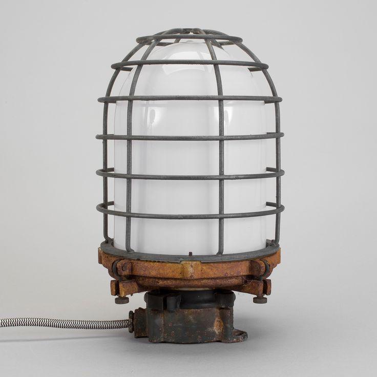 fartygslampa / industrilampa