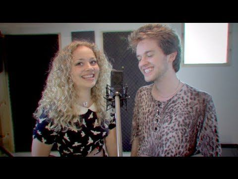 This Kiss - Alex Day (feat. Carrie Hope Fletcher). This is my absolute favorite song right now. It makes me so happy!  :)