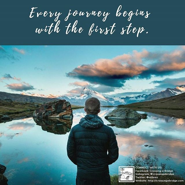 You can achieve more just take the first step. You can do it!|#takethestep #firststep #babyboomer| http://crossingabridge.com