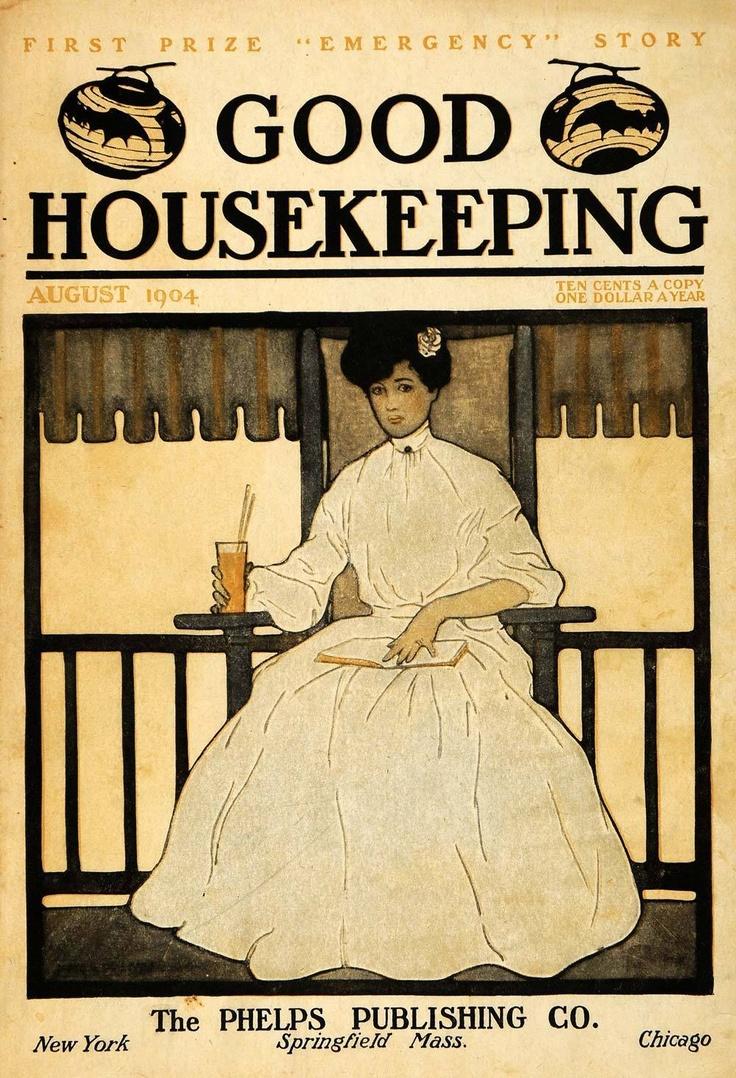 vintage superior housekeeping articles