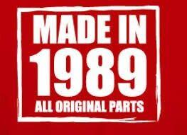 All original parts