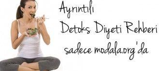 Detoks Diyeti Rehberi | Zayıflama Sırları