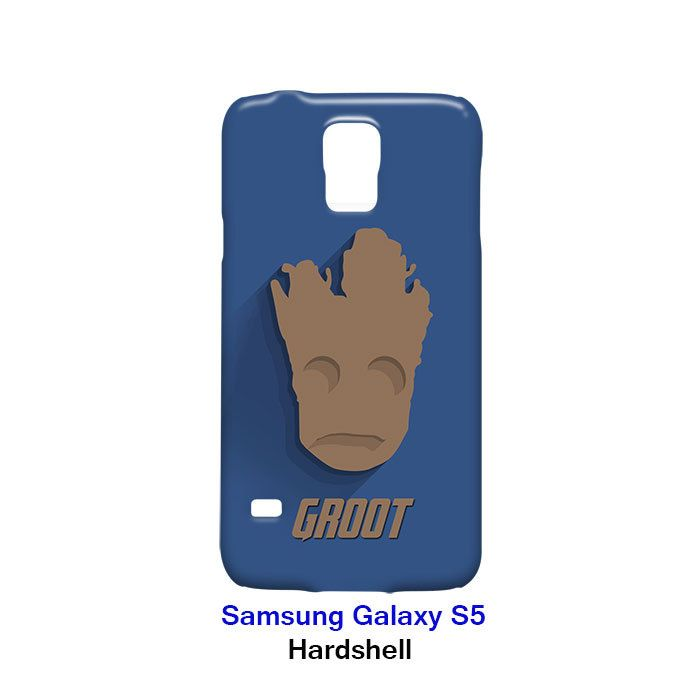 Groot Superhero Samsung Galaxy S5 Hardshell Case