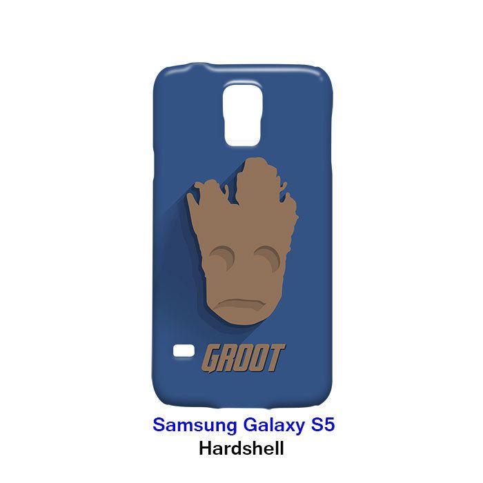 Groot Superhero Samsung Galaxy S5 Hardshell Case