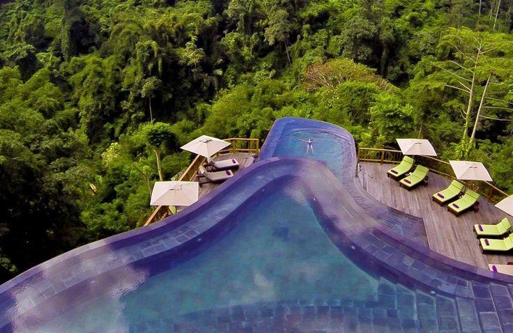 Hanging Gardens Of Bali - Indonesia