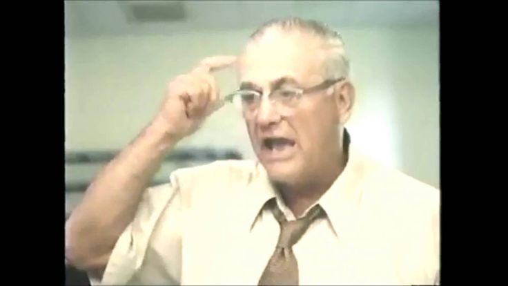 Woody Hayes On Apathy
