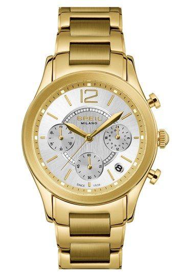 Breil 39 miglia 39 chronograph bracelet watch 37mm nordstrom watches and bracelet watch for Watches nordstrom