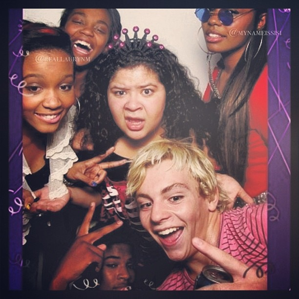 .@laurynalisaxo | Flashback Friday! @rainydaychatter @Raini_Rodriguez's bday party!! Miss you b... | Webstagram - the best Instagram viewer