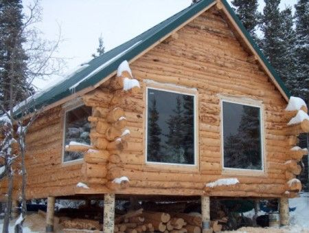 17 Best Images About Small Homes On Pinterest Log Cabin