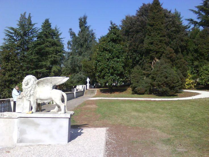 Parco La Favorita. Città Sociale di Valdagno.
