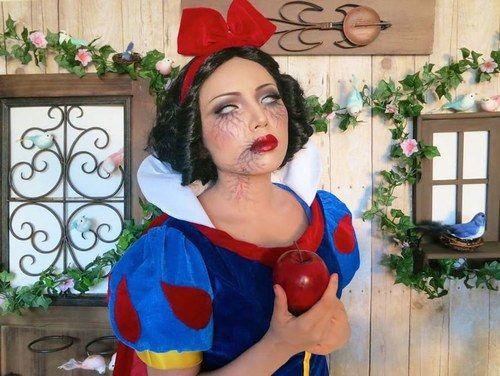 I make-up da sfoggiare la notte di #Halloween | #Beauty #MakeUp #horror